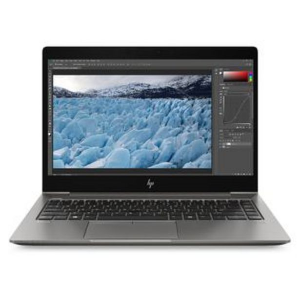 "Oferta de LAPTOP HP ZBOOK 14UG6 CI5-8265U 8GB SSD256GB 14"" W10P (8DQ42LA) por $27599"