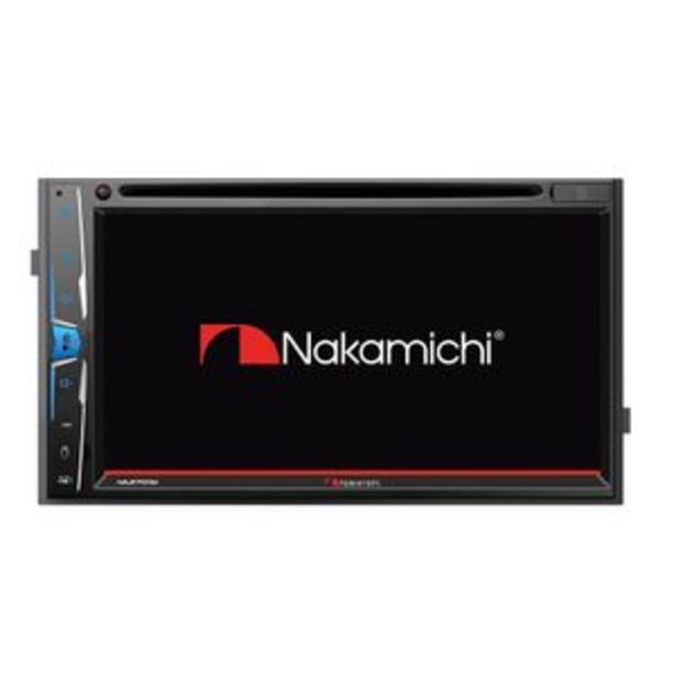 "Oferta de Autoestéreo Nakamichi 6.9"" NA2701M por $4499"