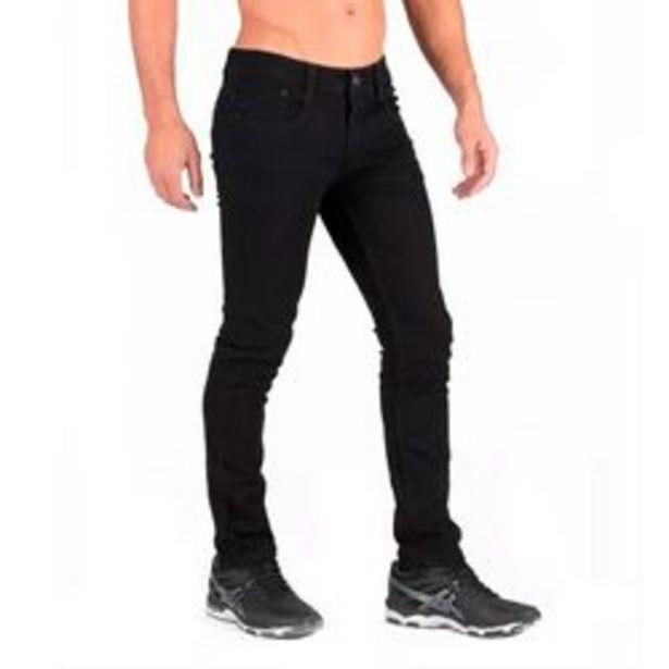 Oferta de Jeans  Negro Skinny mezclilla Stretch por $299.9