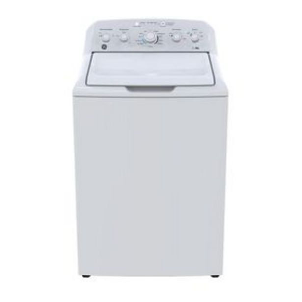 Oferta de Lavadora Automática Ge Appliances LGA71215CBAB0 21Kg Blanca por $8999