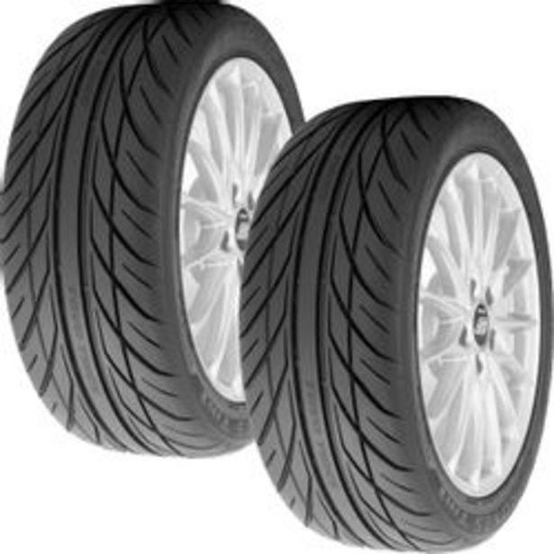 Oferta de Paquete De 2 Llantas 205/45 R16 Toyo Tires Proxes Tm1 87W por $4930