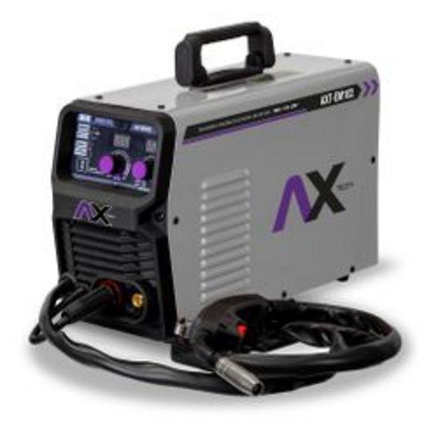 Oferta de Soldadora Inversor Mig/Mag 1Kg Electrodo 100A, 110V por $6435