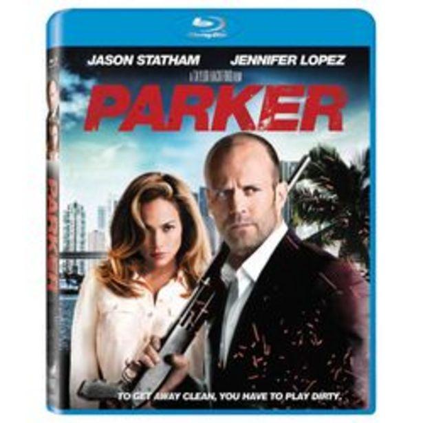 Oferta de Parker Blu ray + DVD por $39