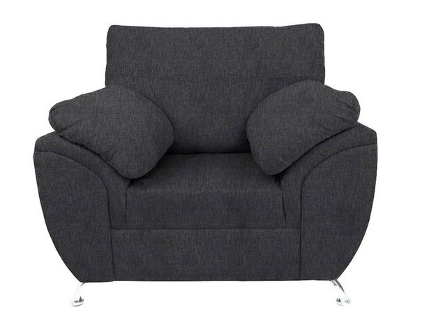 Oferta de Sillón Easyliving Hampton gris por $3999