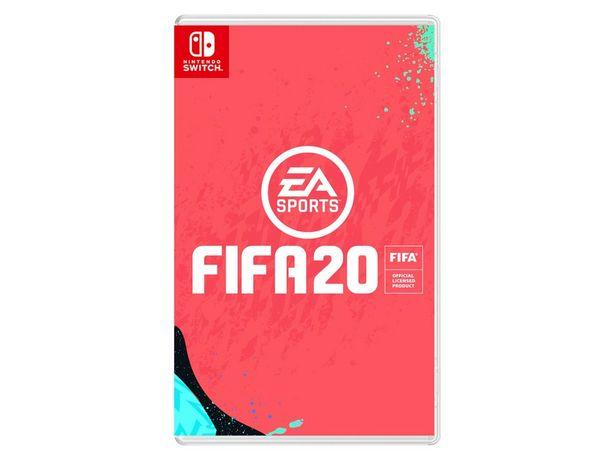 Oferta de FIFA 20 Nintendo Switch por $749
