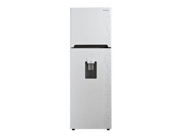 Oferta de Refrigerador Winia 9 pies cúbicos blanco DFR-25210GBDA por $6298.6