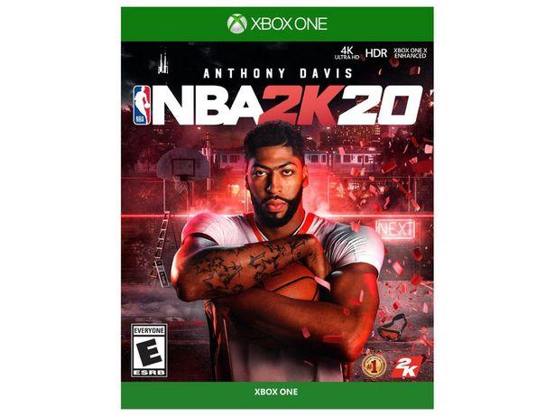Oferta de NBA 2K20 Xbox One por $719.2