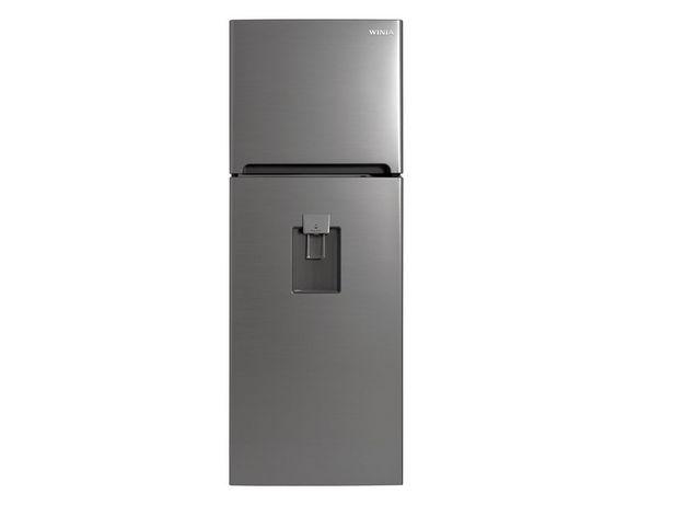 Oferta de Refrigerador Winia 11 pies cúbicos silver DFR-32210GND por $7558.6