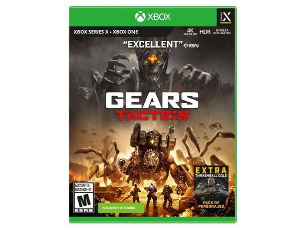 Oferta de Gears Tactics Xbox Series X por $1499