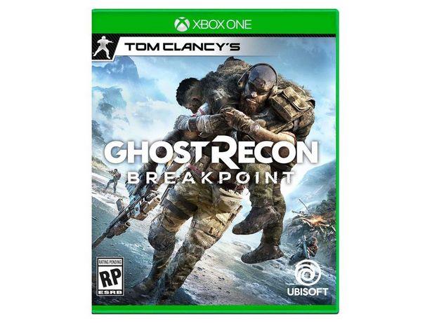 Oferta de Ghost Recon Breakpoint Xbox One por $559.2