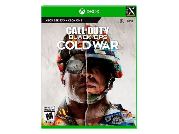Oferta de Call of Duty Black Ops Cold War Xbox Series X por $1799