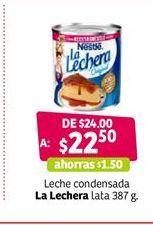 Oferta de Leche evaporada La Lechera por $22.5