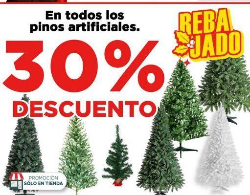 Oferta de Árbol de Navidad por