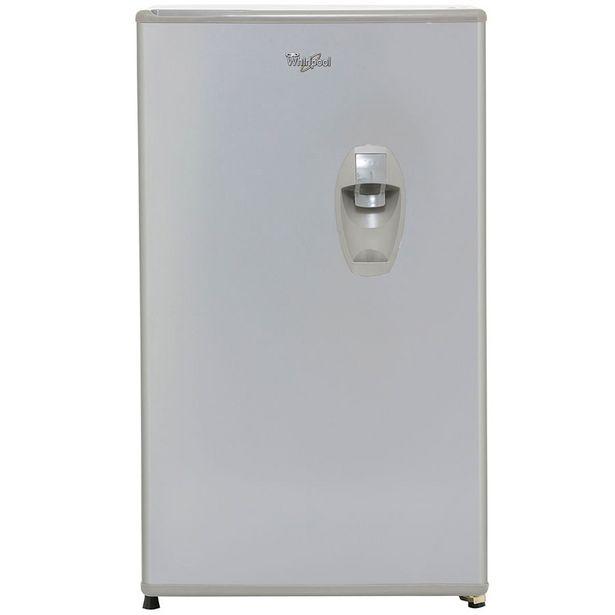 Oferta de Refrigerador Compacto Whirlpool 5 p³ SilverPro WS5505D por $5799