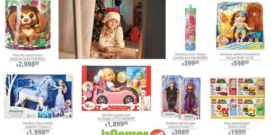 Oferta de Auto de juguete Little Mommy por