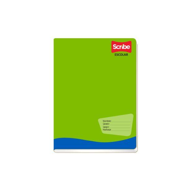 Oferta de Cuaderno Frances grapado raya 100 hojas Scribe escolar por $12.9