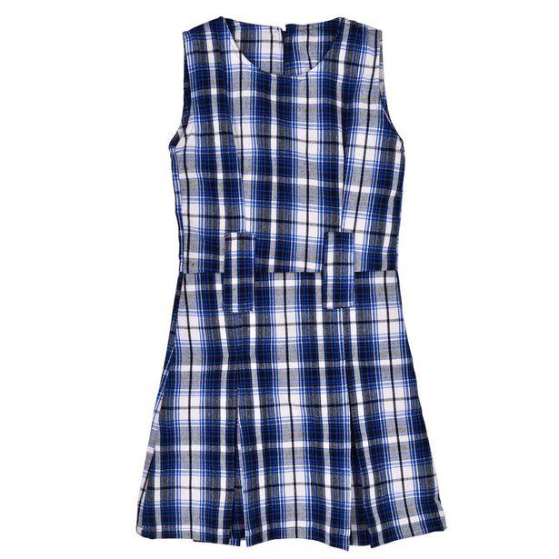Oferta de Jumper Azul Cuadros Kinder por $169.9
