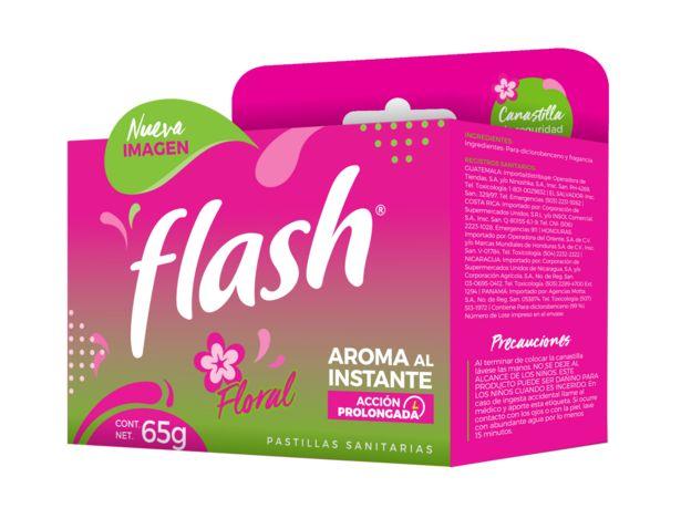 Oferta de Pastilla Sanitaria Lavanda Flash 65 g por $11.5