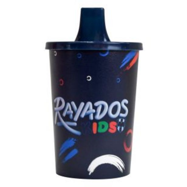Oferta de Vaso 12 Oz Entrenador Rayados NYC por $13.3