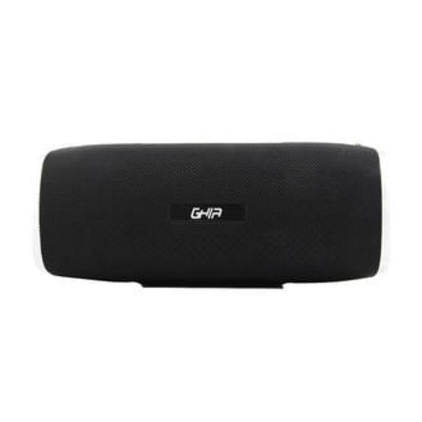 Oferta de Bocina Bluetooth BX800 Negro Ghia. por $1599