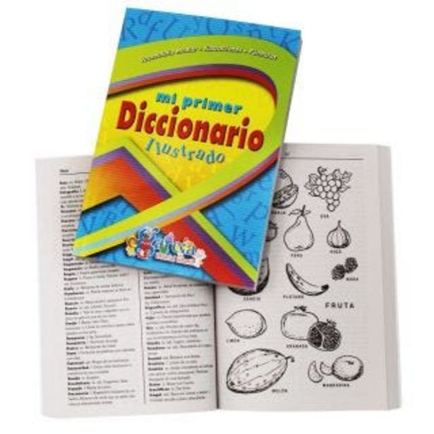 Oferta de Mi Primer Diccionario por $24.9