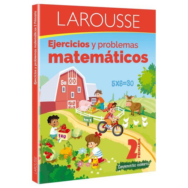 Oferta de Libro Actividades Matemática 2 por $55