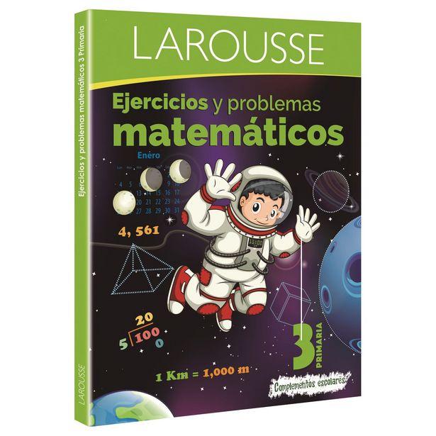 Oferta de Libro Actividades Matemática 3 por $55