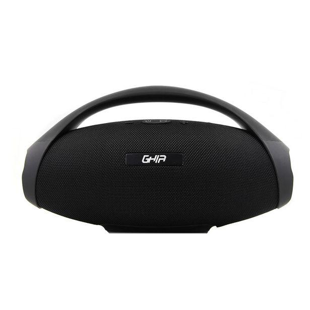 Oferta de Bocina Bluetooth BX900 Negro Ghia por $1399