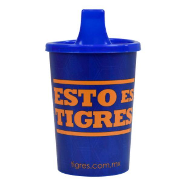 Oferta de Vaso 12 Oz Entrenador Tigres NYC por $13.3