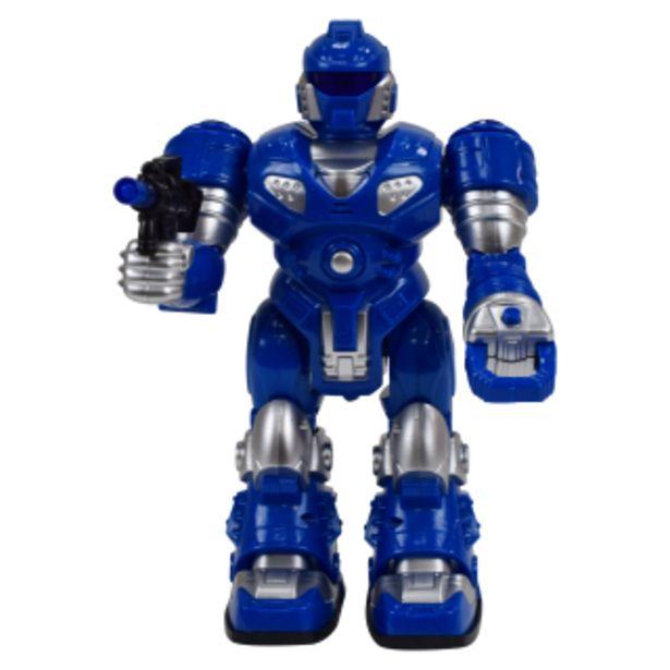 Oferta de Robot Articulado con Luz y Sonido por $299
