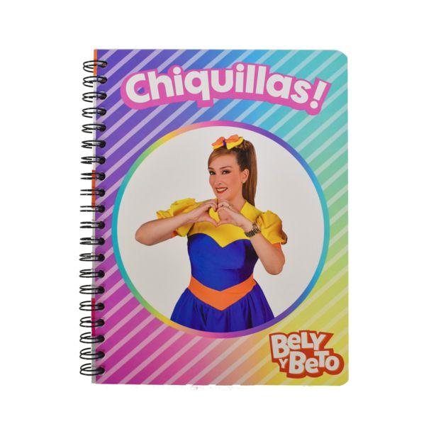 Oferta de Cuaderno Profesional Raya 100 Hojas de Bely y Beto 390826 por $23.9