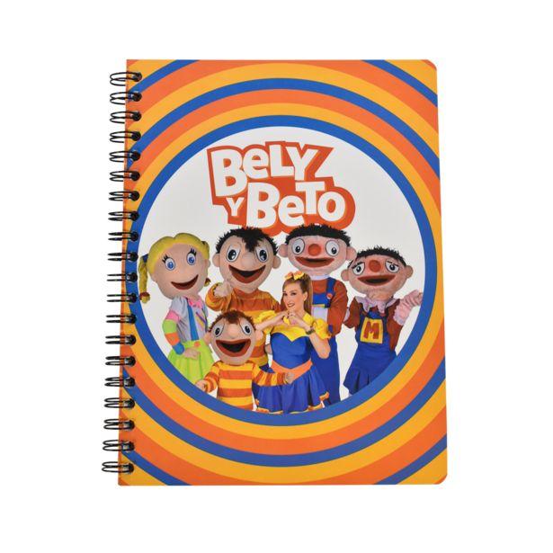 Oferta de Cuaderno Profesional Raya 100 Hojas de Bely y Beto 390830 por $23.9