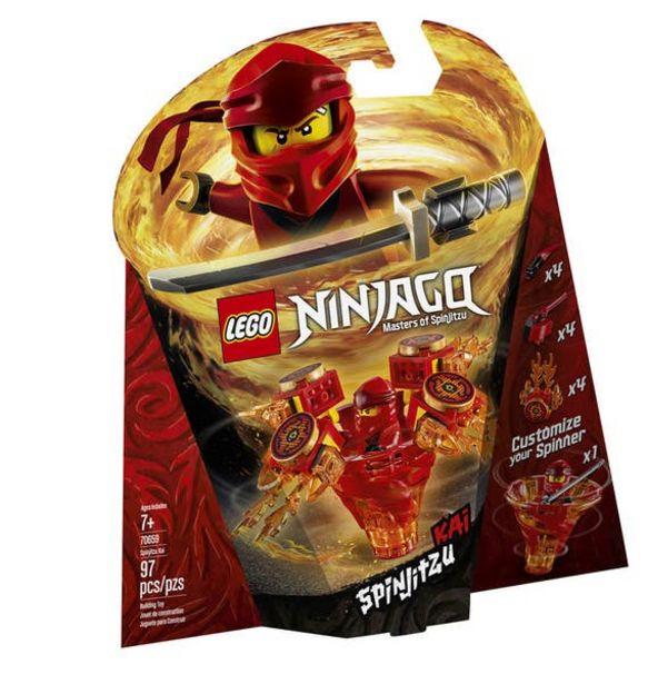 Oferta de Lego 70659 Spinjitzu Kai por $139