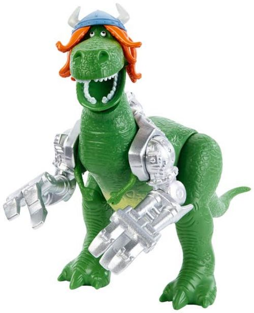 Oferta de Disney Pixar Toy Story Rex con accesorios por $161.7