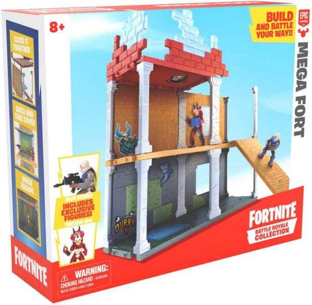 Oferta de Fortnite Temporada 1 Mega Fuerte 81796 por $611.4