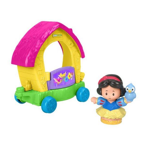 Oferta de Fisher-Price Little People Blanca Nieves por $63.8