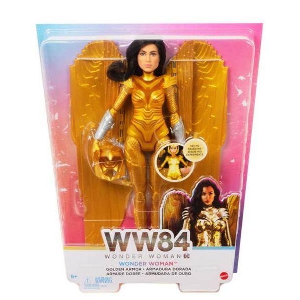 Oferta de Wonder Woman 84 Súper armadura por $319.6