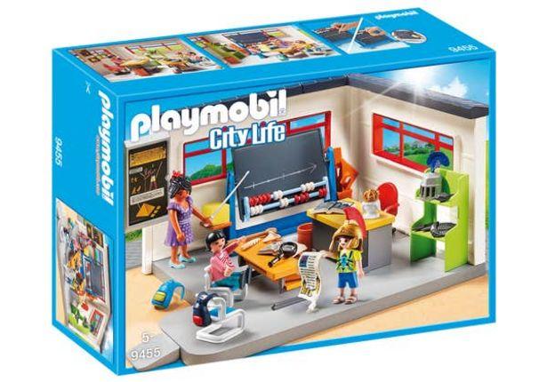 Oferta de Playmobil 9455 Salon De Clases Historia por $399