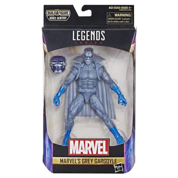 Oferta de Marvel E3890 Figura Grey Gargoyle 6 Pulgadas Capitana por $579