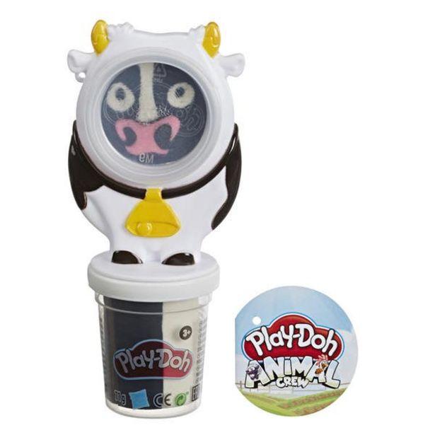 Oferta de Play Doh E7482 Play-Doh Animal Crew Vaca por $51.6