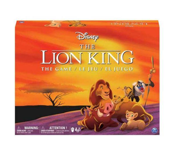 Oferta de Spin Master Games Juego El rey León  11956052355 por $349.3