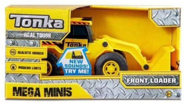 Oferta de Tonka Mega Minis Construcción por $99