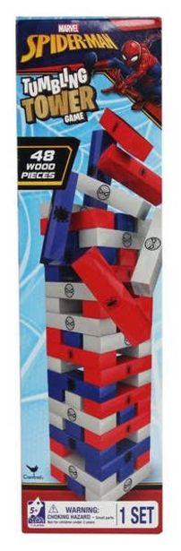 Oferta de Torre Tambaleante Spin Master Spider Man por $161.4