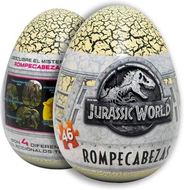 Oferta de Rc Huevo Jurassic World 2 por $269