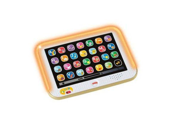 Oferta de Fisher-Price Tablet Dorada por $359