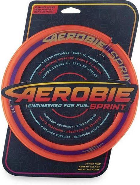 Oferta de Sprint Ring Spin Master Naranja Neon 6046391 por $179