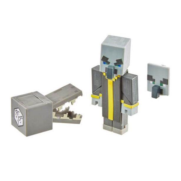 Oferta de Minecraft Comic Maker Multipack de Figuras 8 cm por $281.4