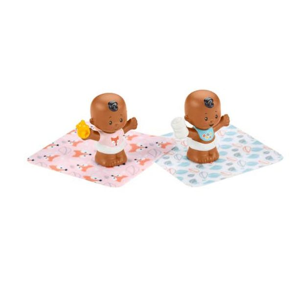 Oferta de Fisher-Price Babies Gemelas Ana y Pau por $101.4