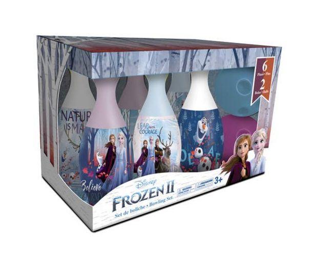Oferta de Frozen 10704 Set De Boliche Frozen 2 por $159
