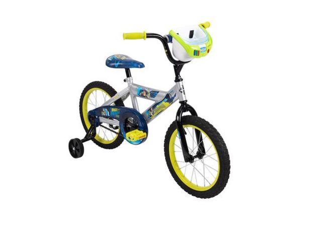 Oferta de Bicicleta Cross Rodada 16 Imagen Toy Story por $3